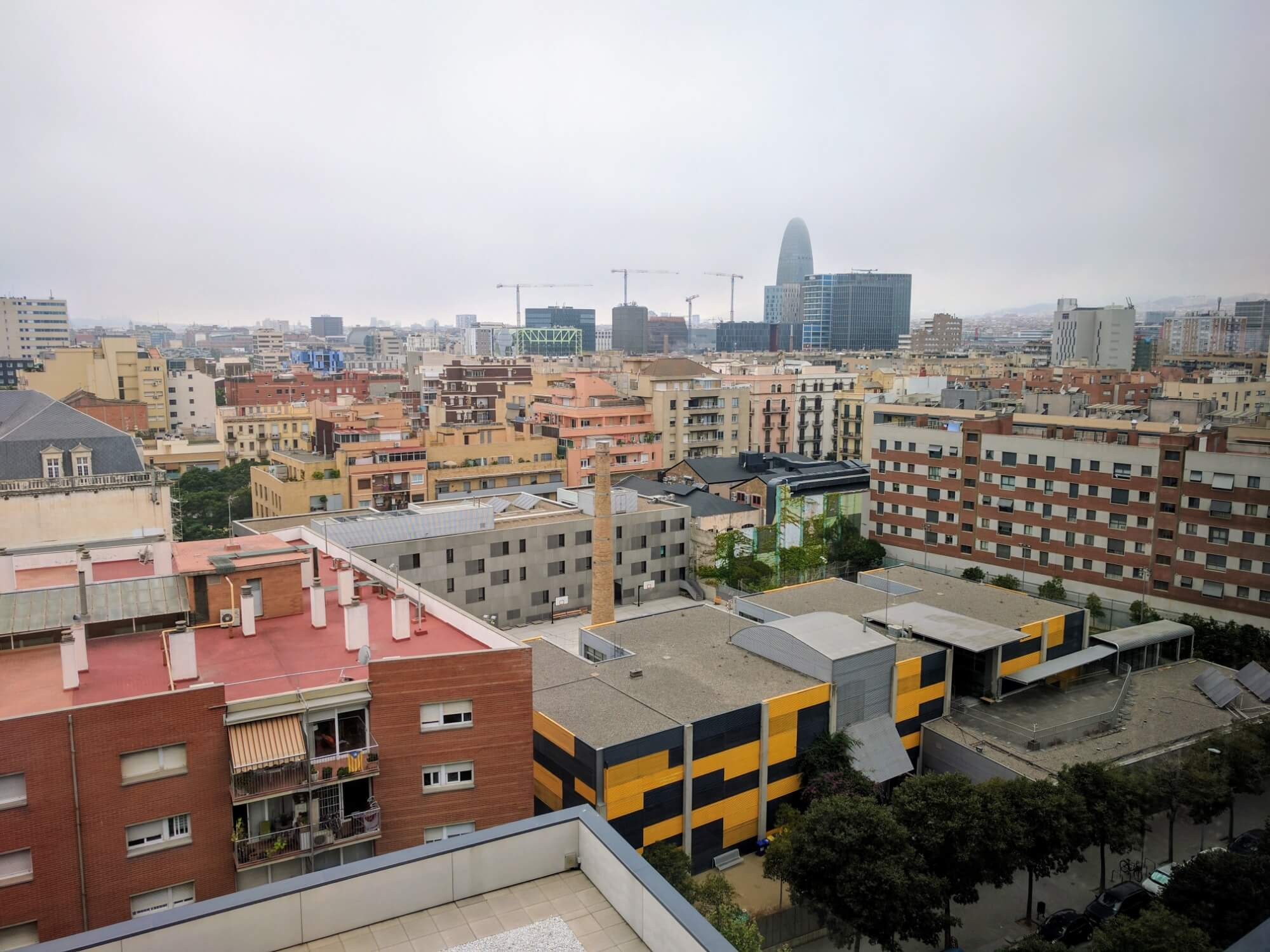 BCN from new office